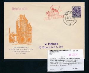 DDR  PP-Ganzsache-Umschlag o    ( oo3973  ) siehe scan !