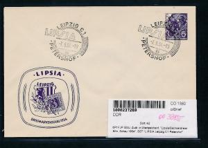 DDR  PP-Ganzsache-Umschlag o    ( oo3985  ) siehe scan !