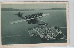 DOX-Flugzeug -alte  Karte( ka3531  ) siehe scan !