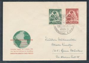Berlin FDC  80-81    ( oo4310 ) siehe scan !