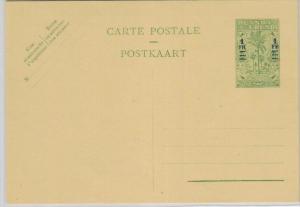 Belgisch-Kongo -Ganzsache   (ka4270  ) siehe scan !