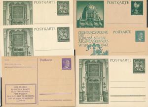 D.-Reich Lot Ganzsachen - discount..... (ze9589  ) siehe scan....