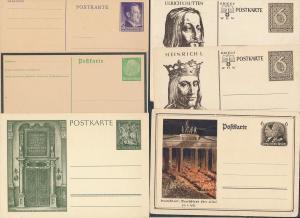 D.-Reich Lot Ganzsachen - discount..... (ze9590  ) siehe scan....