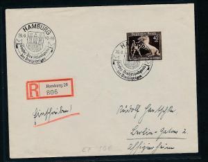 D.-Reich Sammler -Beleg   (ze9592  ) siehe scan....
