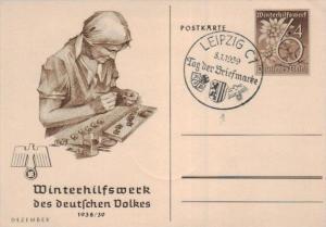 D.-Reich Ganzsache -Stempel Beleg.... (  ka4899  ) siehe scan....!