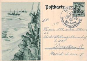 D.-Reich Ganzsache -Stempel Beleg.... (  ka4901  ) siehe scan....!