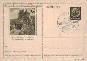 D.-Reich Ganzsache -Stempel Beleg.... (  ka4904  ) siehe scan....!