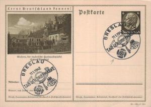 D.-Reich Ganzsache -Stempel Beleg.... (  ka4905  ) siehe scan....!