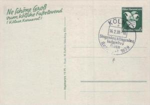 D.-Reich Ganzsache -Stempel Beleg.... (  ka4906  ) siehe scan....!
