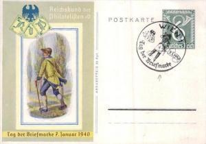D.-Reich Ganzsache -Stempel Beleg.... (  ka4909  ) siehe scan....!