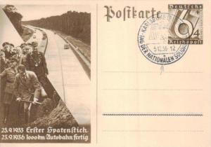 D.-Reich Ganzsache -Stempel Beleg.... (  ka4910  ) siehe scan....!