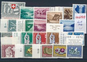 Schweiz nettes Lot **  (oo6149 ) siehe scan