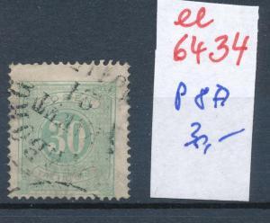 Schweden porto  8 A  o  (ee6434  ) siehe scan
