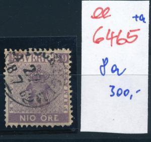 Schweden Nr. 8 a   o-Stempel   (ee6465 ) siehe scan