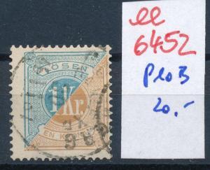 Schweden Nr. Porto 10 B  o    (ee6452 ) siehe scan