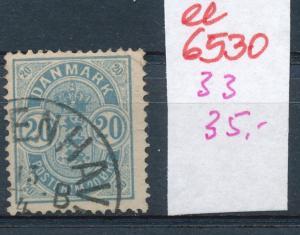 DK   Nr.  33 o    (ee6530 ) siehe scan