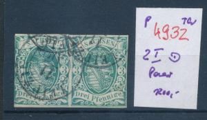 Sachsen Paae  Nr. 2 I  o   (p4932  ) siehe scan