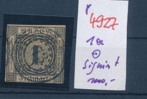 Baden   Nr. 1 a   o   (p4927  ) siehe scan