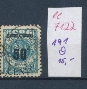 Memel  Nr. 191  o    (ee7122  ) siehe scan