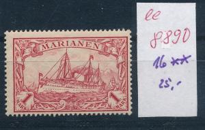 Marianen  Nr. 16 **    (ee8890  ) siehe scan