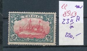 Togo  Nr. 23  *  (ee8913  ) siehe scan