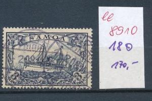 Samoa  Nr. 18 o  (ee8910  ) siehe scan