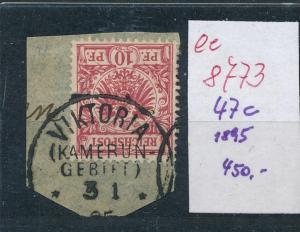 Kameruni  Nr. V 47 c  ....  (ee8773  ) siehe scan