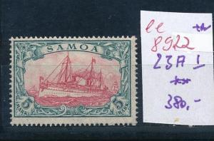 Samoa Nr. 23 A I  **    (ee8922  ) siehe scan