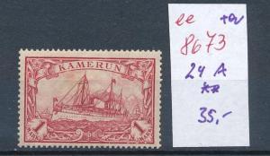 Kamerun Nr. 24 A  **   (ee8673  ) siehe scan