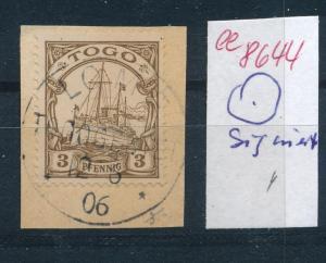 Togo Nr. netter Stempel     (ee8644  ) siehe scan