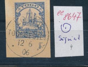 Togo Nr. netter Stempel     (ee8647  ) siehe scan
