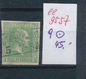 Preussen  Nr. 9  o    (ee9557  ) siehe scan