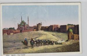 Egypt-old postcard...?    (ka6949  ) siehe scan