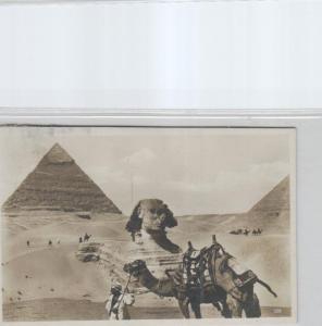 Egypt-old postcard...?    (ka6953  ) siehe scan