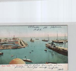 Egypt-old postcard...?    (ka6957  ) siehe scan