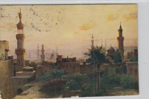 Egypt-old postcard...?    (ka6981  ) siehe scan