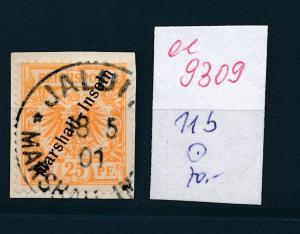Marshall Inseln Nr. 11  b   o    (ee9309  ) siehe scan