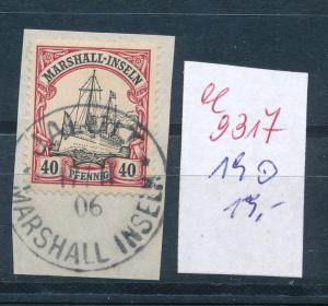 Marshall Inseln Nr. 19 o   (ee9317  ) siehe scan