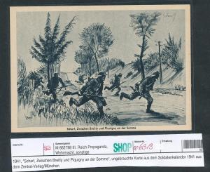 Propaganda II.WK  ...alte Karte   (oo6919  ) siehe scan