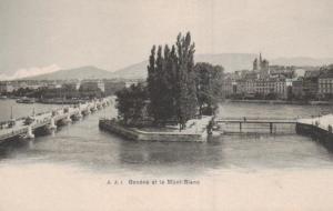 Genf.......-alte Karte     (ka7927  ) siehe scan