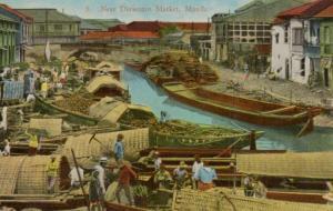 Manila - ....alte Karte    (ka7251  ) siehe scan