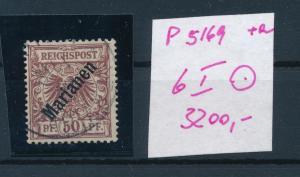 Marianen Nr. 6 I o  RR    (p5169  ) siehe scan