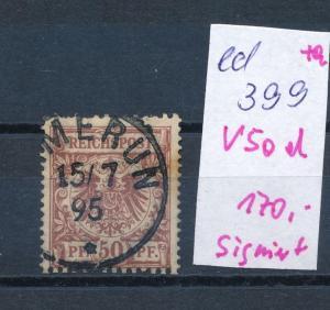 Kamerun   Nr.  V50 d o    (ed 399   ) siehe scan