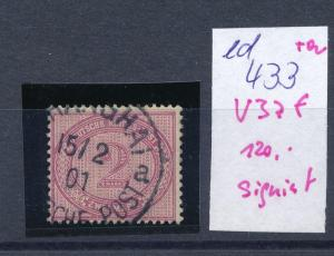 DP.in China  Nr.  V37 f      (ed433  ) siehe scan