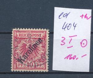 Karolinen  Nr.  3 I   (ed404 ) siehe scan