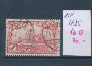 Samoa  Nr. 16  o   (ed425  ) siehe scan