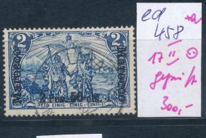 D.-Post Marokko   Nr.17 II    o   (ed458  ) siehe scan
