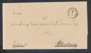 Merseburg  uralter Beleg  (oo7099  ) siehe scan
