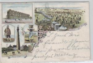 Scheveningen-....alte Karte     (ka8173  ) siehe scan