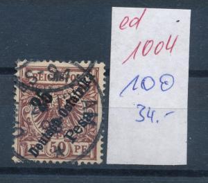 DOA  Nr. 10  o    (ed1004   ) siehe scan